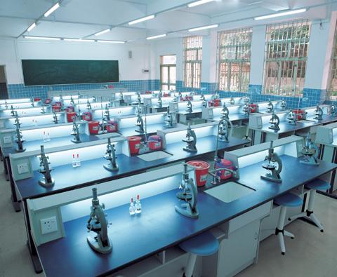 (郑州)南阳中学生物实验室设备